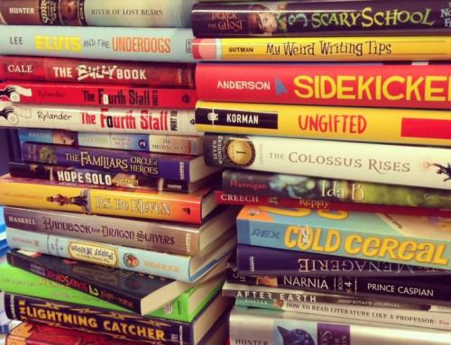Θεωρείς πως είσαι πολύ μεγάλος για να διαβάζεις παιδικά βιβλία;