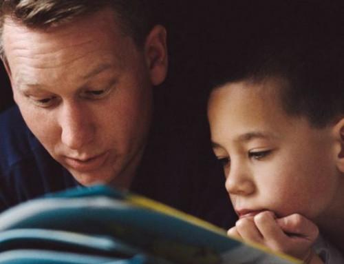 Η μεγαλόφωνη ανάγνωση σε μεγαλύτερα παιδιά και έφηβους