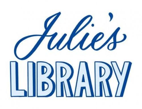 Η βιβλιοθήκη της Julie Andrews