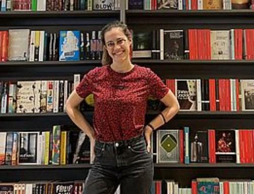 Οι βιβλιοπώλες: Φανή Χαριτάκη