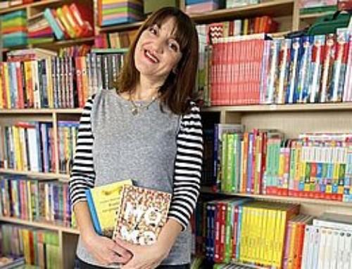 Οι βιβλιοπώλες: Αναστασία Σαμολαδά
