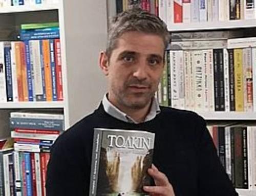 Οι βιβλιοπώλες: Σταμάτης Λαδικ
