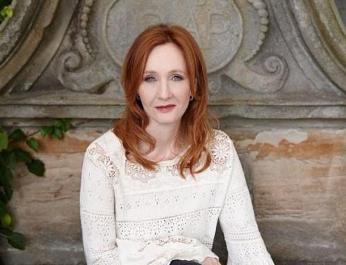 Νέο βιβλίο από τη J.K. Rowling