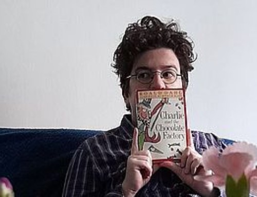 Οι βιβλιοπώλες: Νίκος Σκαμάγκας