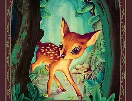 Μπάμπι: η ζωή στο δάσος
