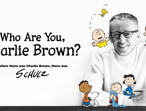 Ποιος είσαι, Charlie Brown;