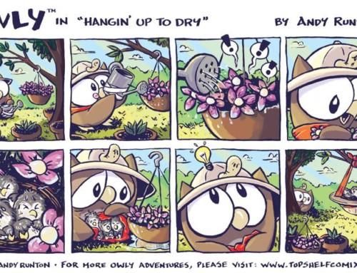 Ο Owly του Andy Runton
