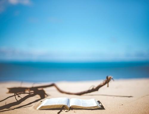 Λίγο πριν τις διακοπές βιβλία για τις διακοπές