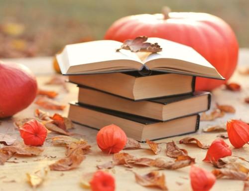 Τα βιβλία του φθινοπώρου (μέρος α')